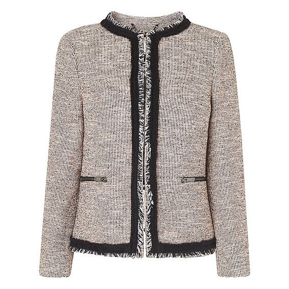 Gee Pink Tweed Jacket