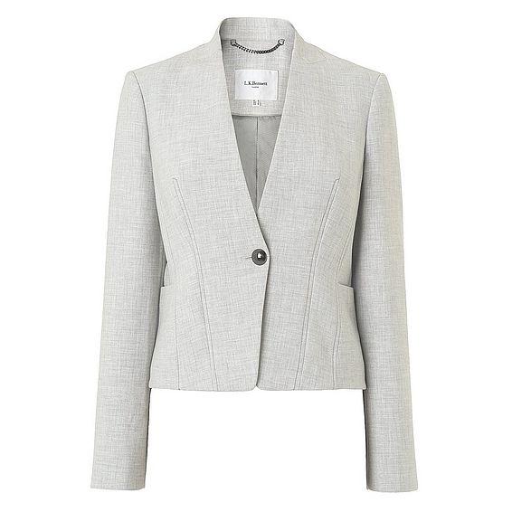 Lize Grey Jacket