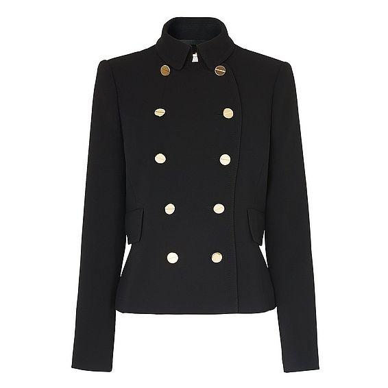 Nadia Black Jacket