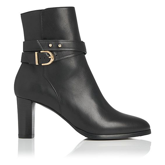 Josie Black Ankle Boot