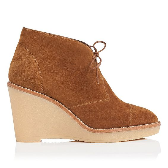 Madi Brown Ankle Boot
