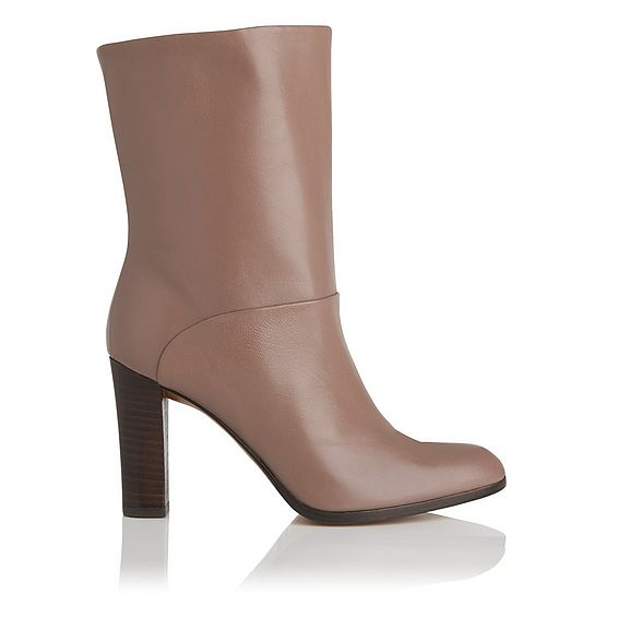 Rory Pink Ankle Boot