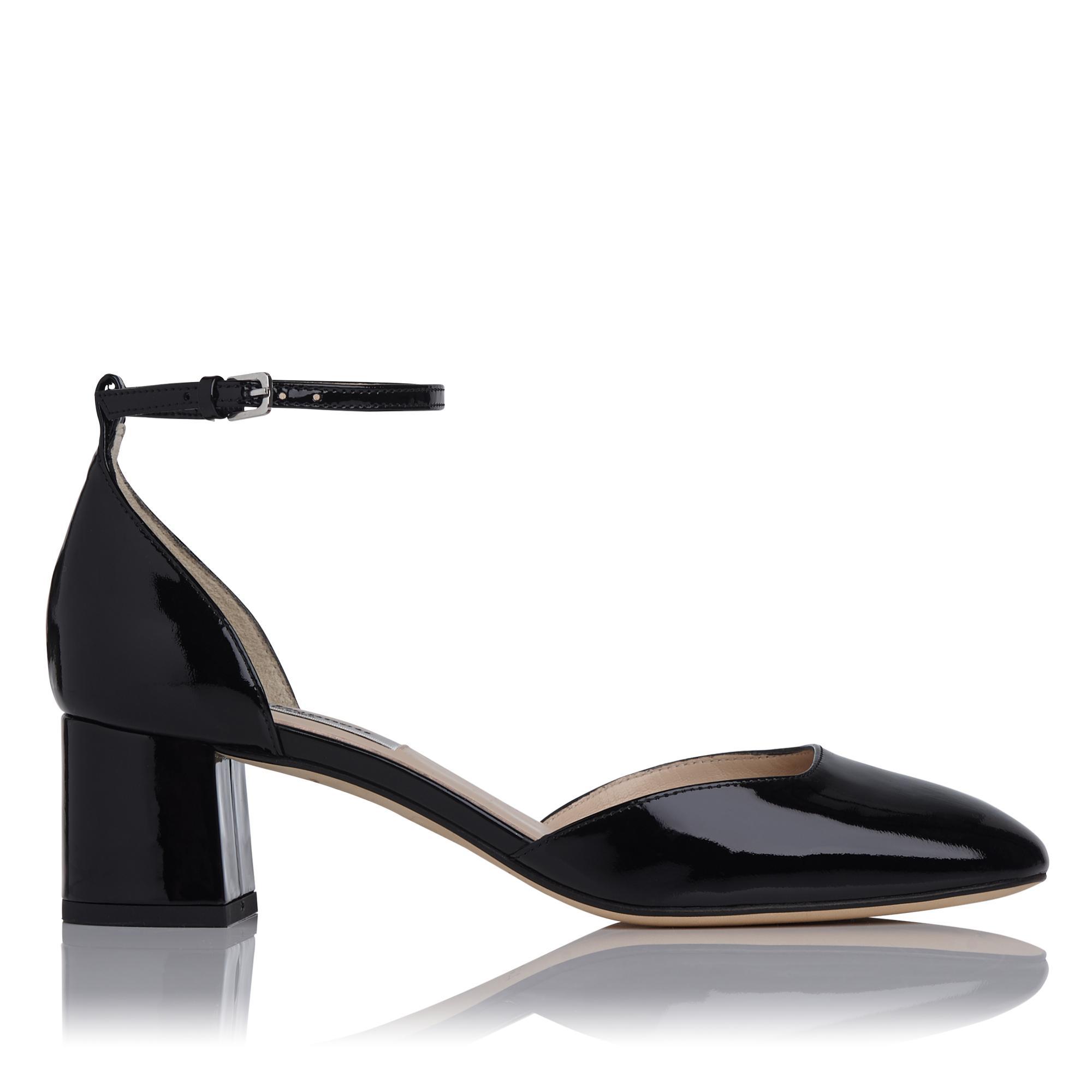 Andrea Black Heel