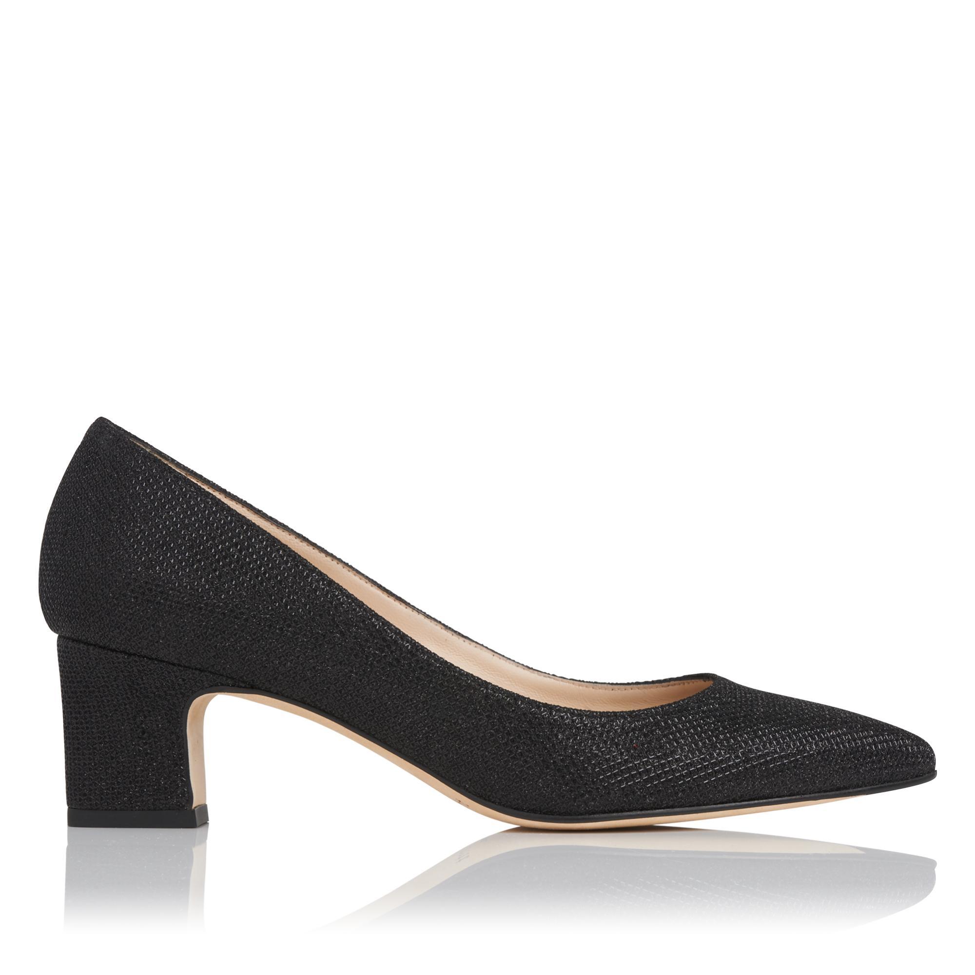 Annabelle Black Heel