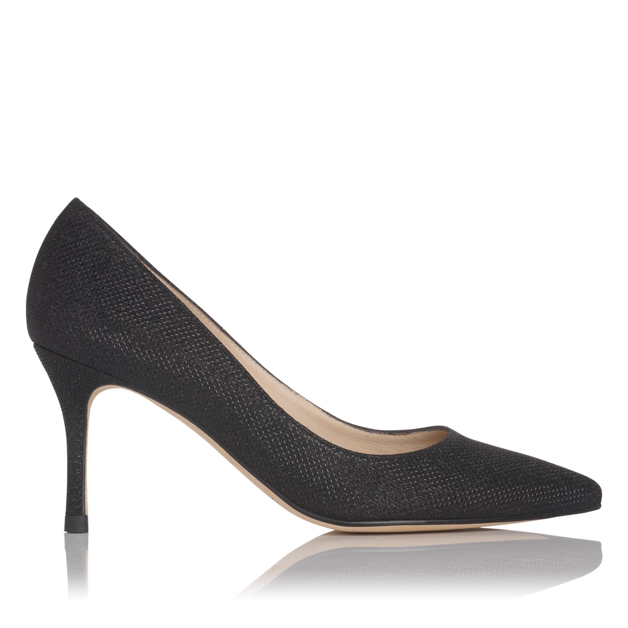 Bianca Black Heel