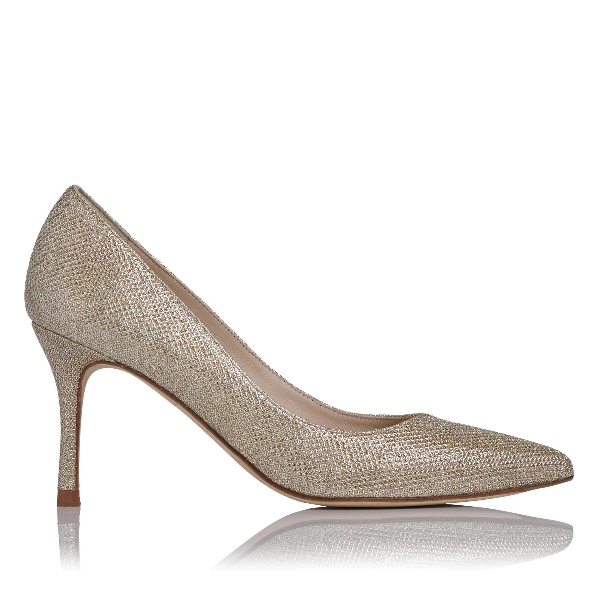 Bianca Champagne Heel