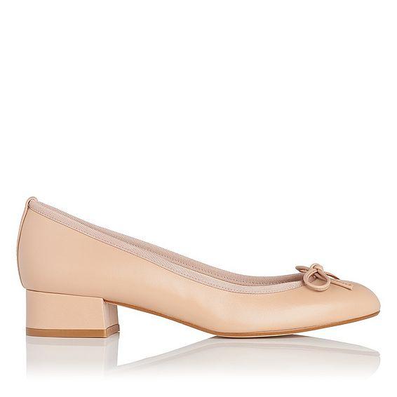 Danielle Trench Block Heel