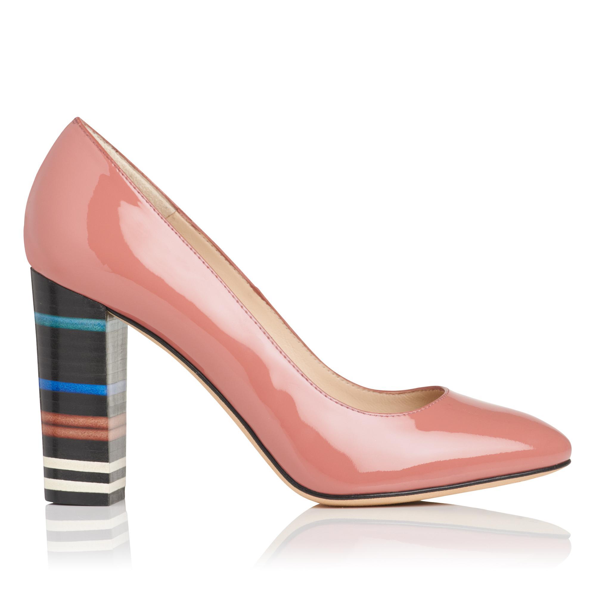 Marlowe Pink Heel