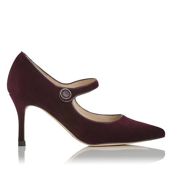 Monica Loganberry Mary Jane Heel