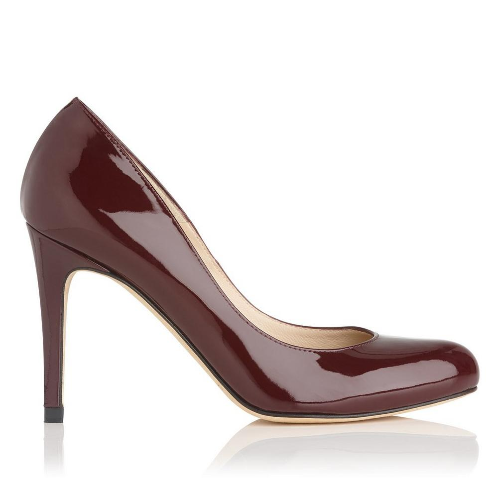 LK Bennett STILA - High heels - red oxblood ja6ZmCuucI