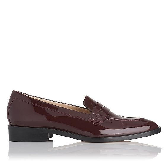 Iona Oxblood Loafers