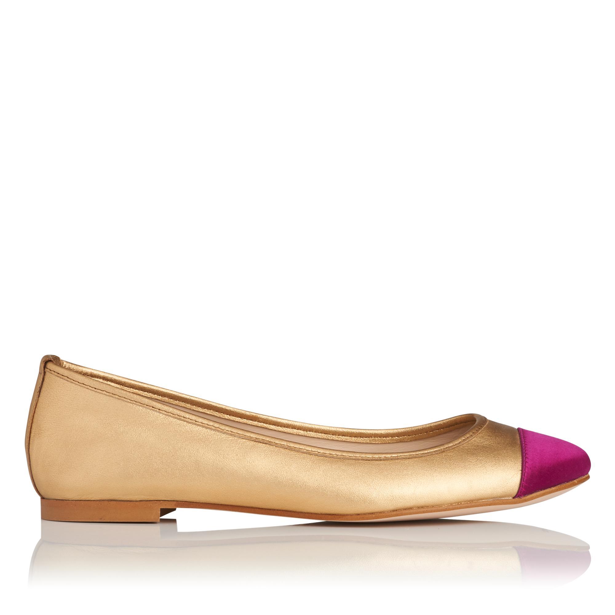 Suzanne Gold Ballet Flat