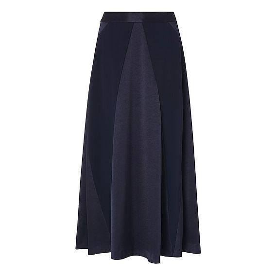 Babette Navy Skirt