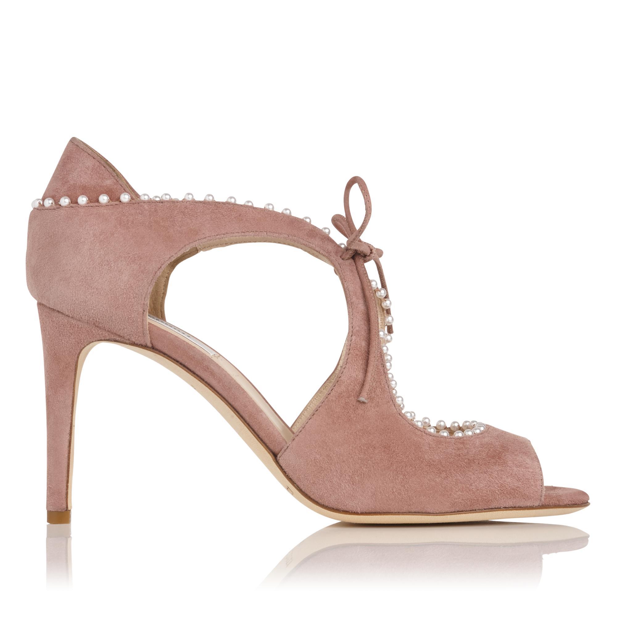 Ellena Pink Formal Sandal