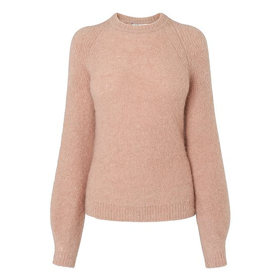 Jolie Pink Sweater