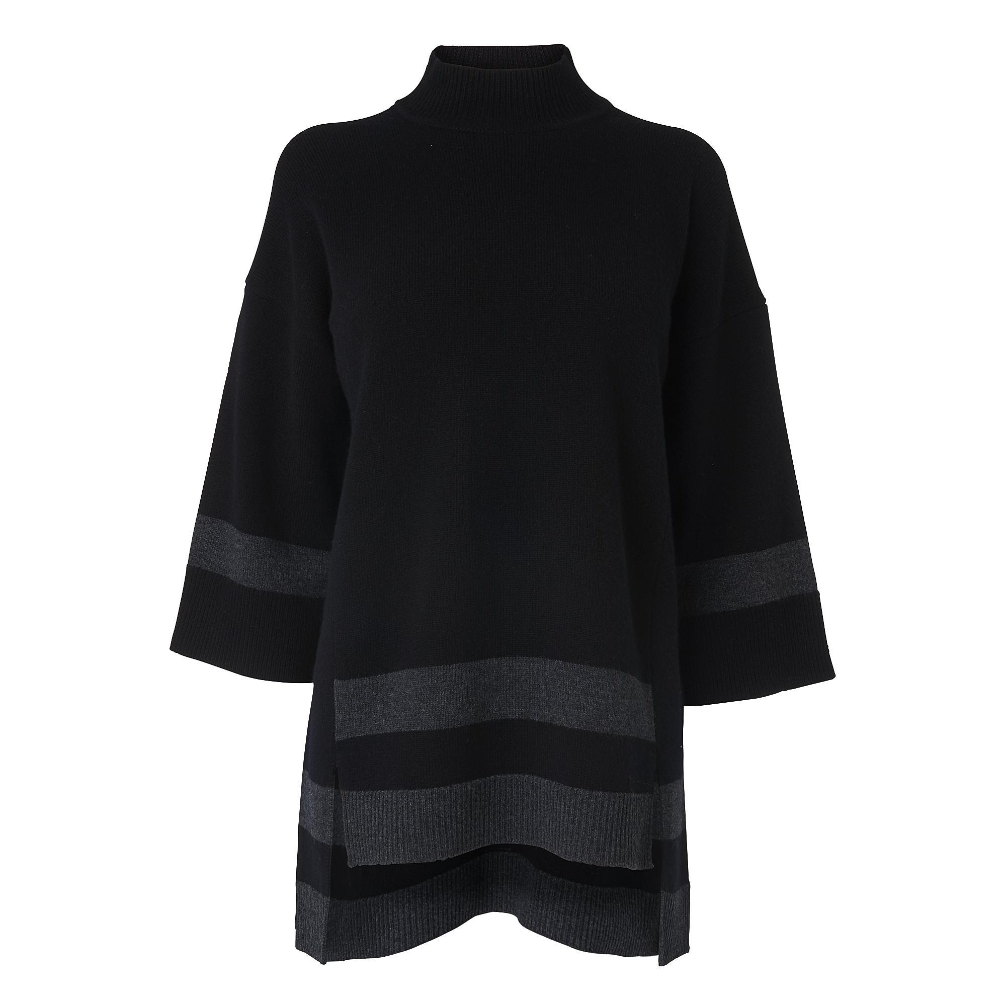 Saphy Black Sweater
