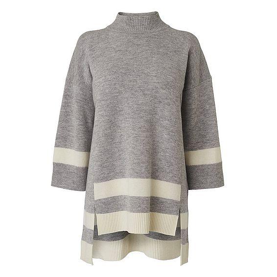 Saphy Grey Sweater