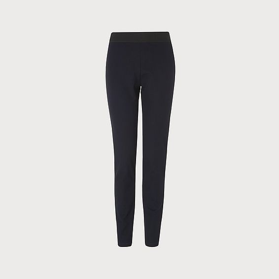 Adelle Navy Pants