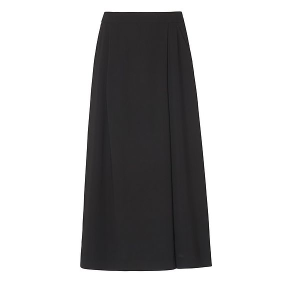 Gina Black Wide Leg Pants