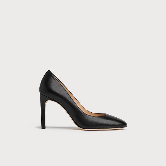 Nova Black Heels