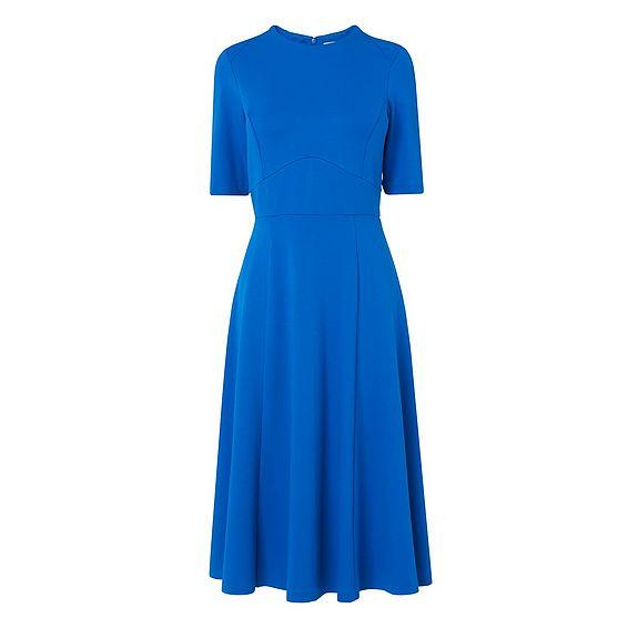 Bethan Blue Dress