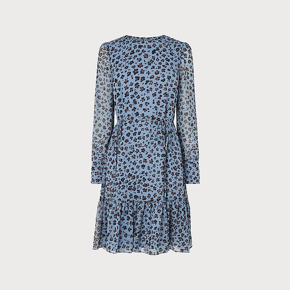 Dakota Blue Print Dress