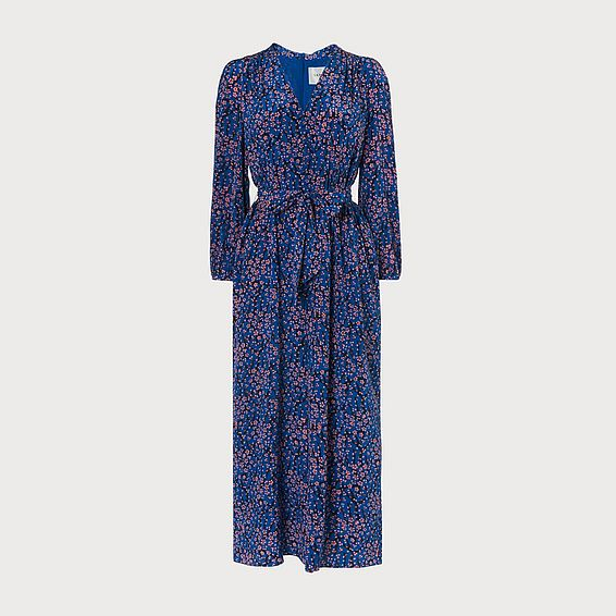 Ellora Blue Jumpsuit