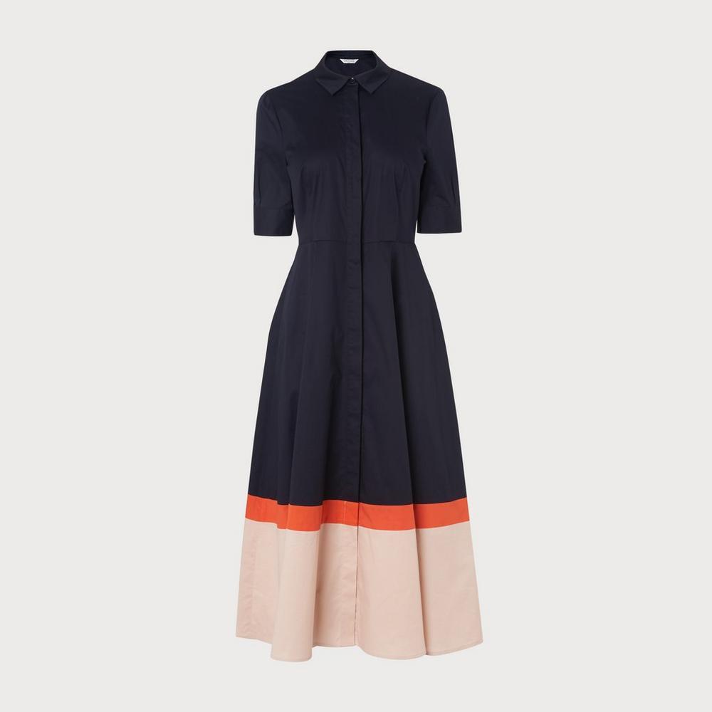 Emilie Multi Color Dress by L.K.Bennett