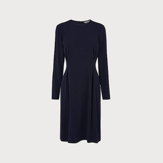 Jessica Navy Dress