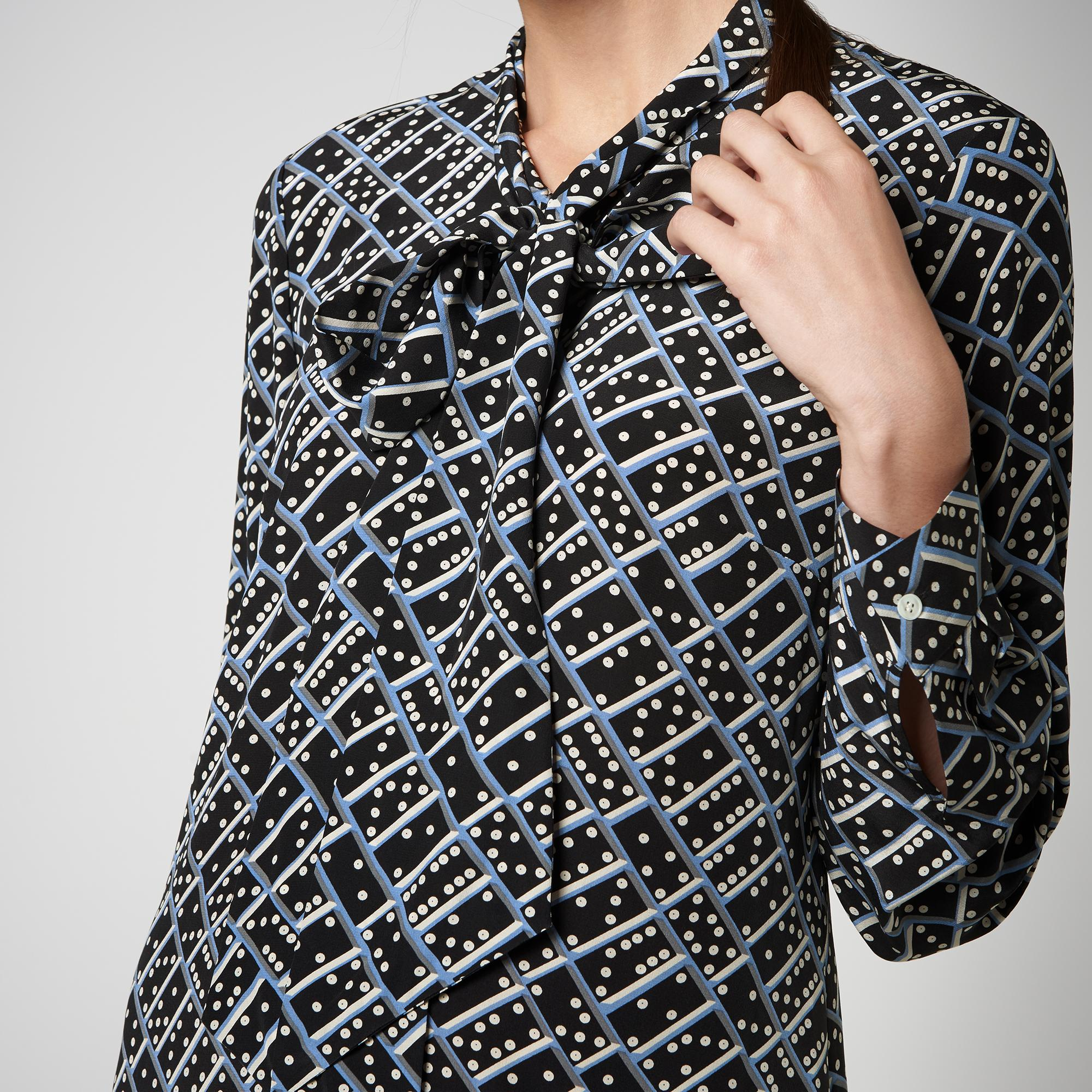 c27b6a2971e35 Lotte Domino Print Dress