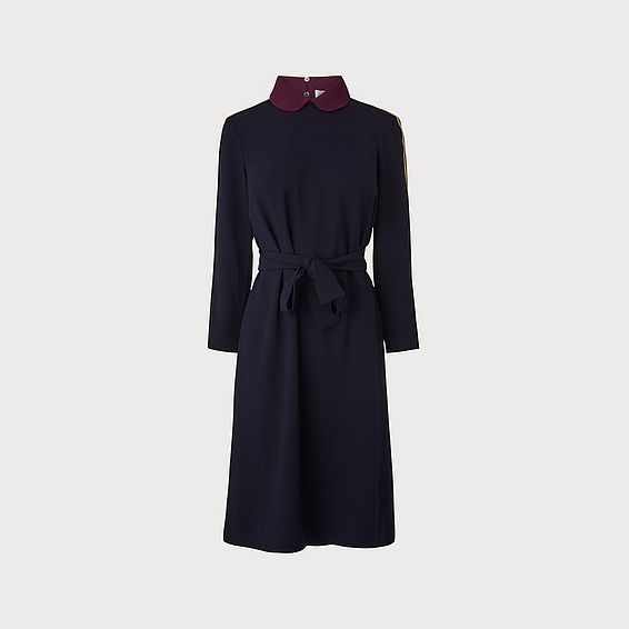 Rilea Navy Dress