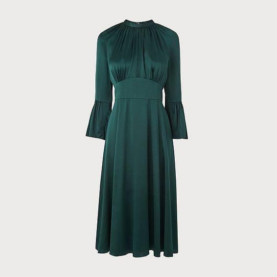 Sage Green Dress