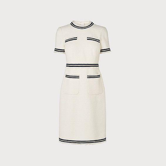 Susanna Cream Dress