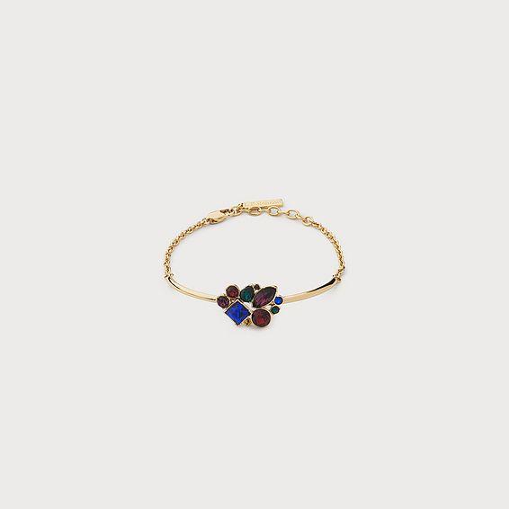 Paris Multicolor Crystal Bracelet