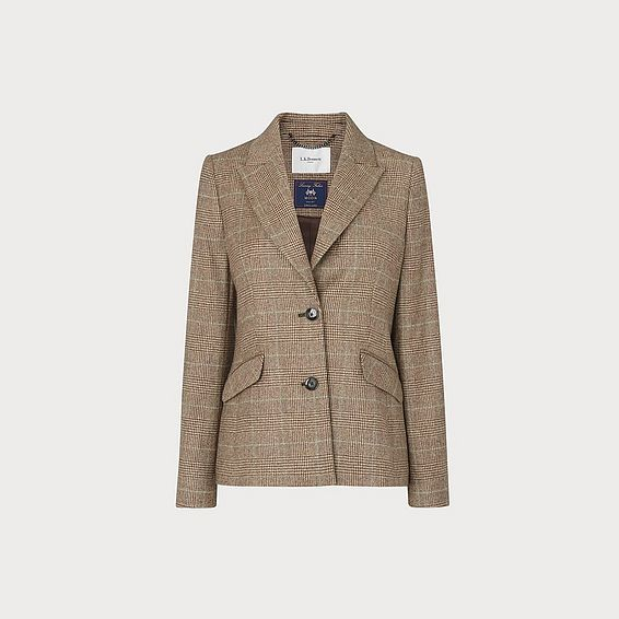 Campbell Tweed Jacket