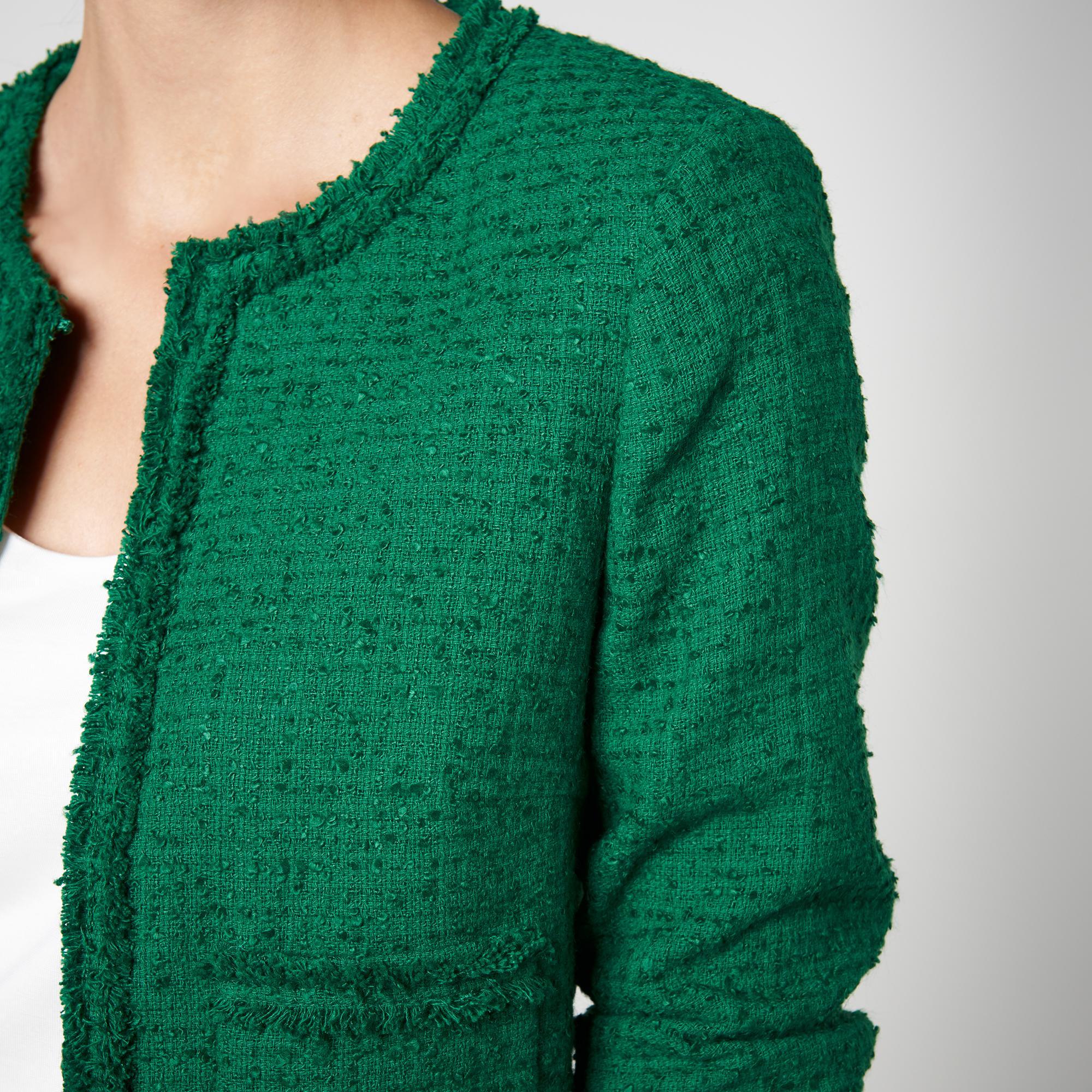 Charles Green Tweed Jacket by L.K.Bennett