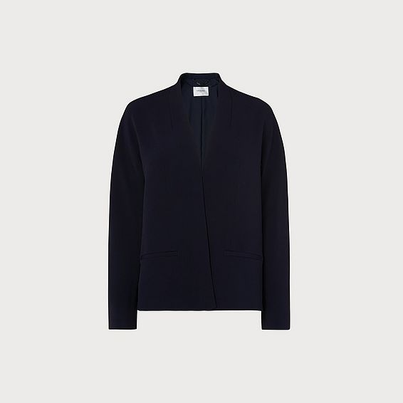 Fie Navy Jacket
