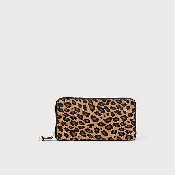 Kenza Haircalf Wallet