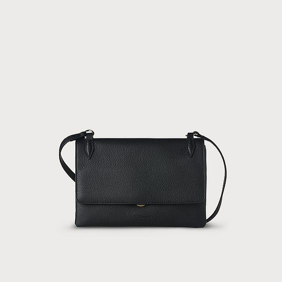 Patricia Black Shoulder Bag