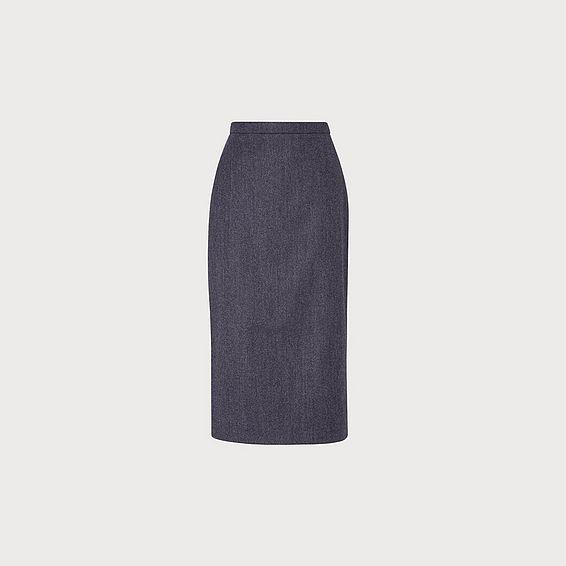 Aurore Twill Skirt