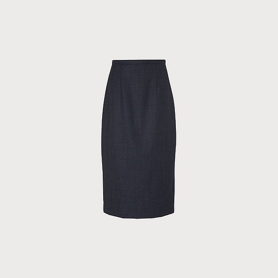 Hattie Grey Skirt