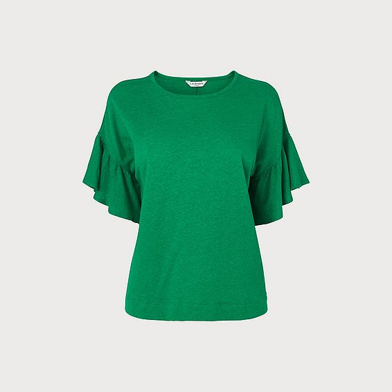Gwyneth Green Top