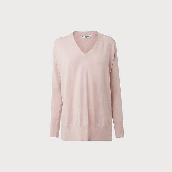 Simona Pink Sweater