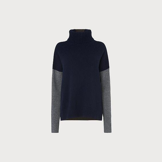 Sissi Colorblock Sweater