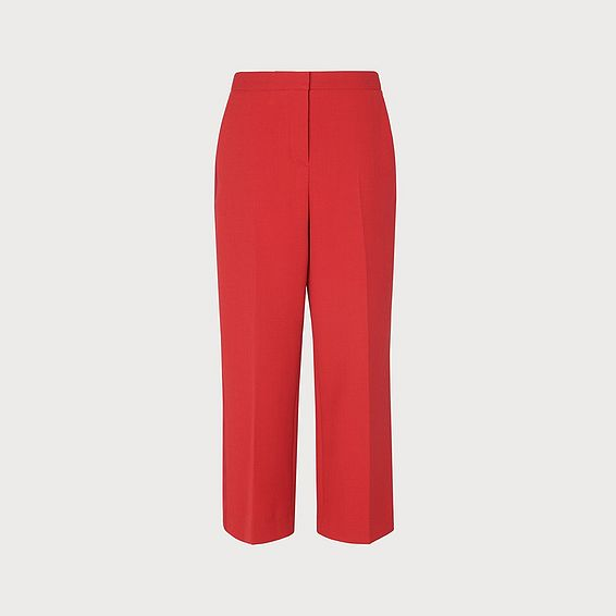 Adriana Red Pants