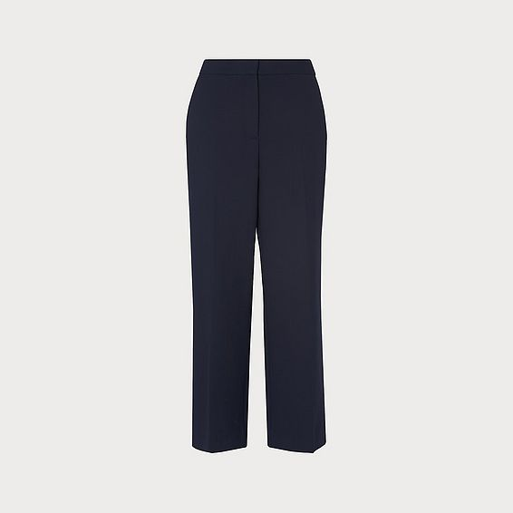 Adriana Navy Pants