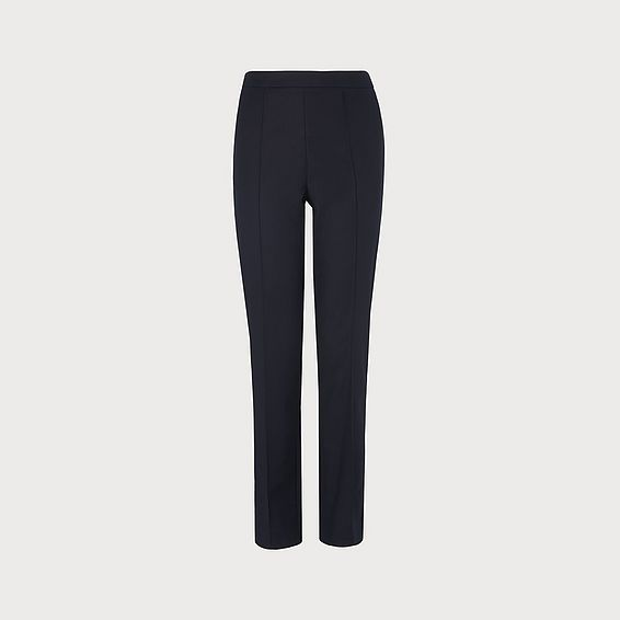 Cati Navy Pants