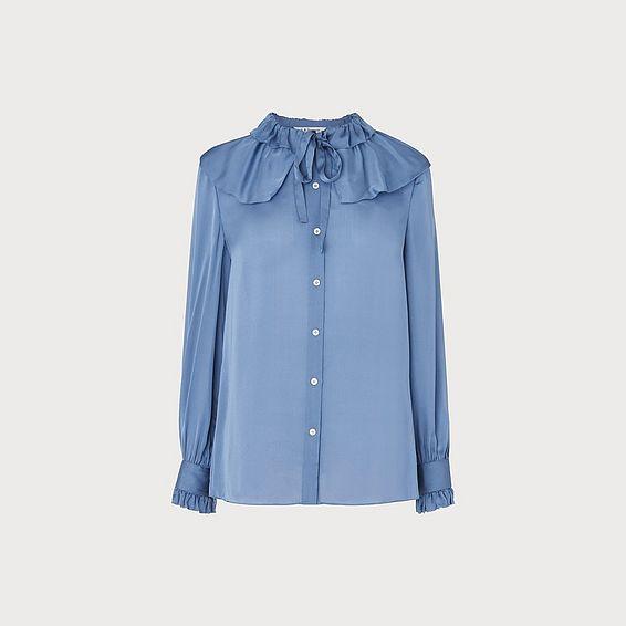 Ariella Blue Top