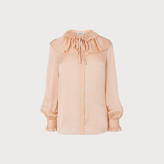 Ariella Peach Top