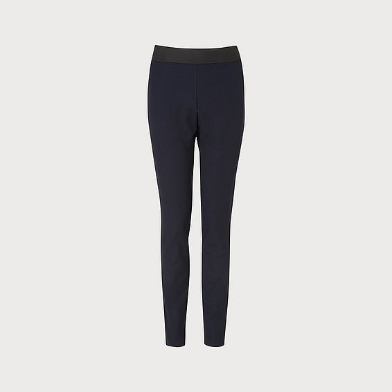 Aden Black Skinny Leg Pants